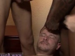 Free gay amateur post Jackson was hungry for rock-hard cock, but he also