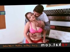 hindi hot short young wife making without