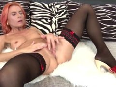 Sexy skinny mature wife and mom From SEXDATEMILF.COM needs a good fuck