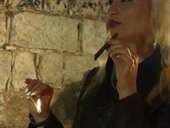 Sadist Severely Burns Genitals With A Cigar