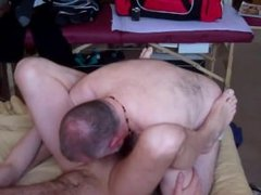 dad bangs son bareback-prt1