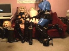 Rubber Doll Love X