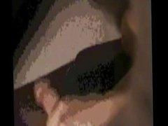 Peep cum of Japanese gay at sex shop