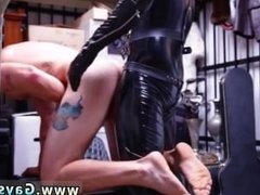 Indian gay blowjob images Dungeon master with a gimp