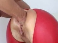 Fist & cock in ass