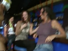 Horny women goes crazy in sucking cocks