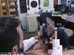Pawn shop gay male sex Fuck Me In the Ass For Cash!