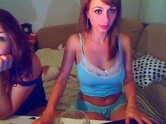 friends in webcam mfc
