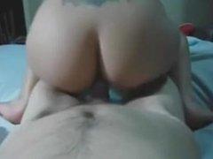 My girlfriend is a hot sex loving bitch!