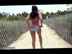 Banging Rachel Starr throughout Miami!