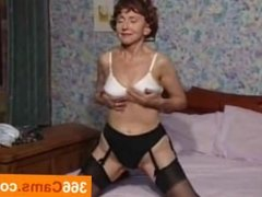 webcam chat sex-Granny Solo 2 Free Mature Porn Video cb