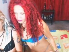 two mature women tease from slutcam4.me