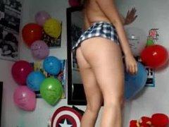 Busty Schoolgirls Stripping on Cam - www.bitstube.com