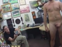 Gay hunks blowjob porno photos Straight dude goes gay for cash he needs