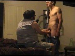 Landlord Exchanging Sex Instead Of Rent