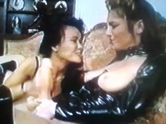 pvc ladies play in boots and pvc outfith nr1