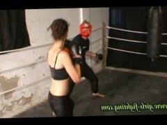 alicia karate kicks
