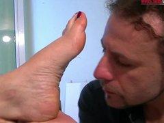Dismissal Menace BBW Foot Domination - Part 1 - Trailer