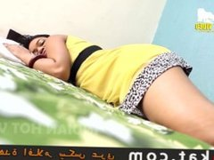 hindi hot short padosan-making ove with bhabhi