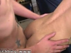Sex vids free gay Damon works his own member with his hand, masturbating