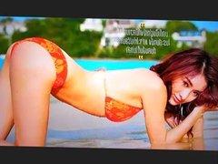 Mod Napapat Thai actress Cum Tribute