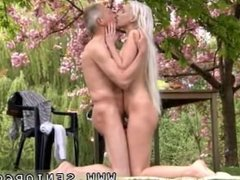 Old lesbian and young lesbian But blondie lovelies can be very coaxing if