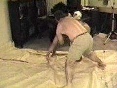 Mixed Wrestling - FBB vs. Lucky Guy - Part 1