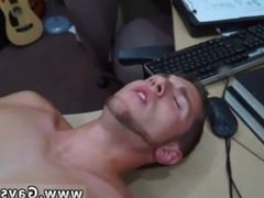 Gay pawn showers Guy finishes up with assfuck orgy threesome