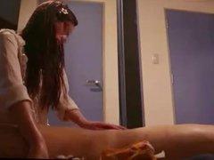 Handjob massage 2 - censored