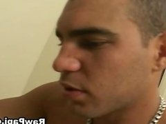 Threesome Latino Gay Goes to Anal Fuck