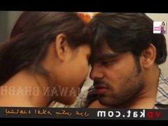 hindi hot short young wife making romance without bra