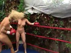 Butt Naked Boxing