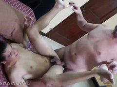 Daddy and Vahn Bareback