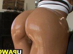 White milf Brandi Love has a huge ass
