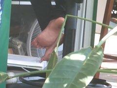 Sweaty soles - part I