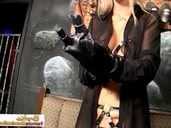 Dirty Slave Punished By Mistress Morgan Ray