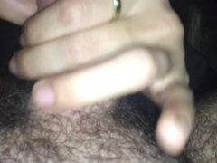 Addicted to my cock