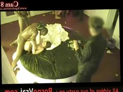 Part 28 Spycam Camera espion private party ! Les Bulles