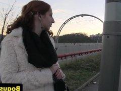 European amateur cocksucking cabbie for fare