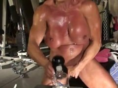 Hot mom plays with her pussy SnapWhores.Com