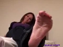 Sexy stepdaughter gets caught by the camera