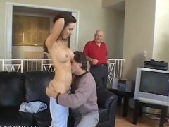 Swinger MILF Tries Anal Sex for Fun