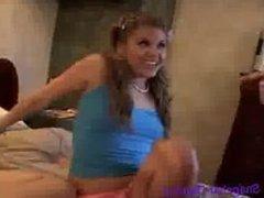 Hot sister having fun
