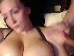 Amateur video - Girl big tits