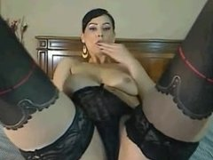 Teen first timer is being super naughty SnapWhores.Com