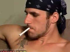 Chest hair smoking old man he is gay sex movies Buddies Smoke Sex