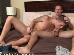 Blowjob cum gay clips Then the 2 change postures and it's Jacques's turn!