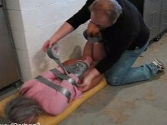 Sandra sivers taped in peril