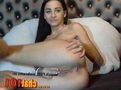ass  Charming cutie zealously fucks with dildo  video from camz.biz/lorena