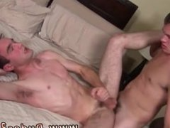 Gay street blowjobs Aiden and Andrew are antsy to get at each other as